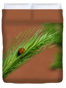 A Walk In The Tall Grass Duvet Cover