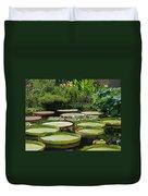 A Water Garden Duvet Cover