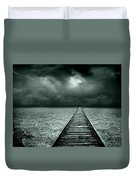 A Way Out Duvet Cover