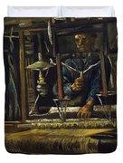 A Weavers Cottage Duvet Cover