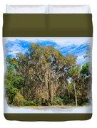 A Well Dressed Oak Duvet Cover