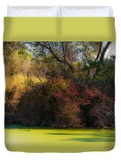 A Wetland Display Duvet Cover
