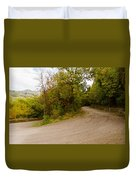A Winding Road 2  Duvet Cover