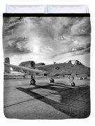 A10 Thunderbolt Duvet Cover