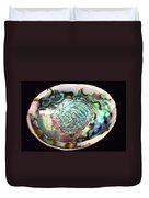 Abalone Seashell Duvet Cover