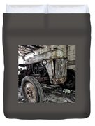 Abanded Tractor 3 Duvet Cover