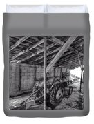 Abanded Tractor 5 Duvet Cover