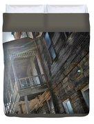 Abandoned Belvedere 2 Duvet Cover
