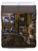 Abandoned Chapel Of An Important Liguria Family II - Cappella Abbandonata Di Famiglia Ligure 2 Duvet Cover