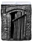 Abandoned Country Barn Duvet Cover