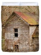 Abandoned Farmhouse In Kentucky Duvet Cover