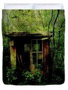 Abandoned Hideaway Duvet Cover