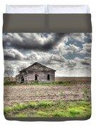 Abandoned House - Ganado, Tx Duvet Cover