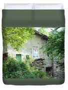 Abandoned House Duvet Cover