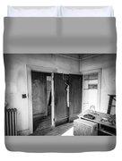 Abandoned House Wilson Nc 0015 Duvet Cover
