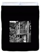 Abandoned, Kalamaki, Zakynthos Duvet Cover by John Edwards