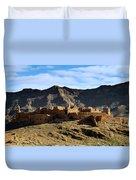Abandoned Kasbah Duvet Cover