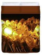 Abandoned Lights Duvet Cover