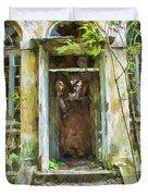 Abandoned, Nbr 3b1 Duvet Cover