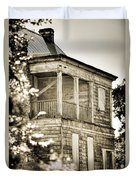 Abandoned Plantation House #4 Duvet Cover