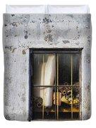Abandoned Remnants Ala Grunge Duvet Cover