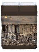 Abandoned Station Duvet Cover