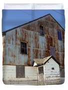 Abandoned Storage Duvet Cover