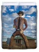 Abandoned Texas #3 Duvet Cover