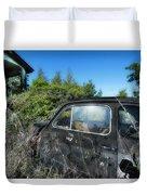 Abandoned Vehicles - Veicoli Abbandonati  2 Duvet Cover
