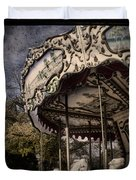 Abandoned Wonder Duvet Cover by Andrew Paranavitana
