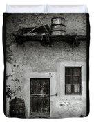 Abandoned Xi Duvet Cover