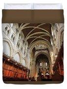 Abbey Church Of Saint Mary, Or Buckfast Abbey Duvet Cover