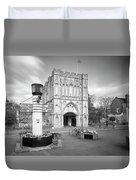 Abbey Gate Duvet Cover