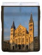 Abbey Of Saint - Remi Reims Duvet Cover