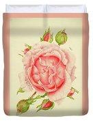 Abbi Rose Duvet Cover
