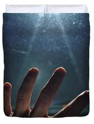 Abducted Duvet Cover