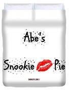 Abe-confetti Kiss Duvet Cover