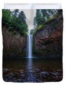Abiqua Falls 2 Duvet Cover