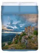 The Last Stronghold, Italy  Duvet Cover