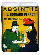 Absinthe Extra-superieure 1899 Duvet Cover
