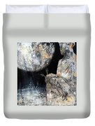 Absolutelly Fantastic Humanity Portret By Master Kloska Large Size Cosmic Garden Wow Duvet Cover