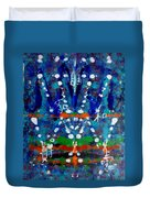 Absolutely Pure Kundalini Duvet Cover