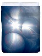 Absorbing Your Light Duvet Cover