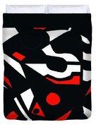 Abstrac7-30-09 Duvet Cover