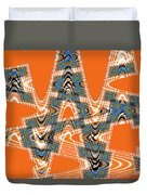 Abstract # 2060ew4bc Duvet Cover