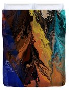 Abstract 010811 Duvet Cover