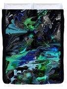 Abstract 011211 Duvet Cover
