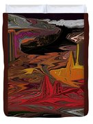 Abstract 011311 Duvet Cover