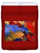 Abstract 012110 Duvet Cover