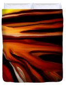 Abstract 02-12-10 Duvet Cover